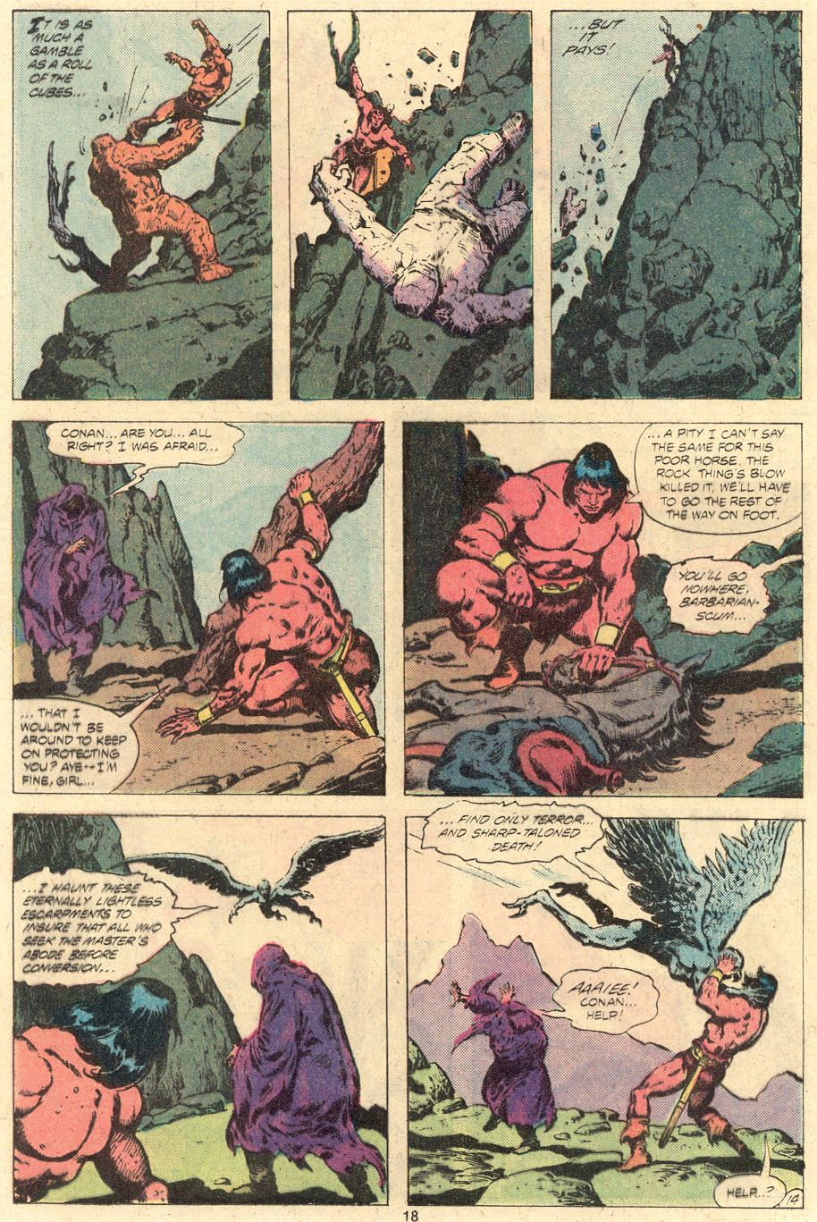 Conan the Barbarian (1970) Issue #118 #130 - English 15