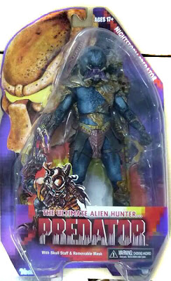 NECA Predator Series 10 Nightstorm Predator Figure - Packaged
