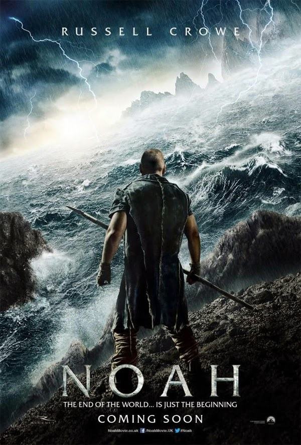 "Poster de ""Noah"", de Darren Aronofsky"