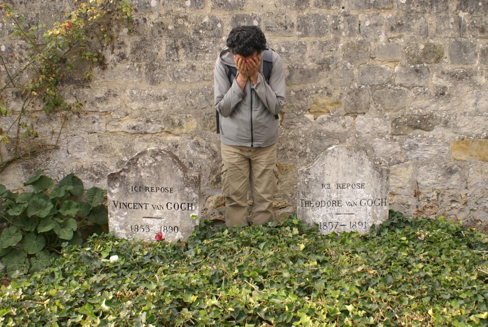 Van Gogh Acci³n Abierta Daniel Acosta Pars Auvers Sur Oise