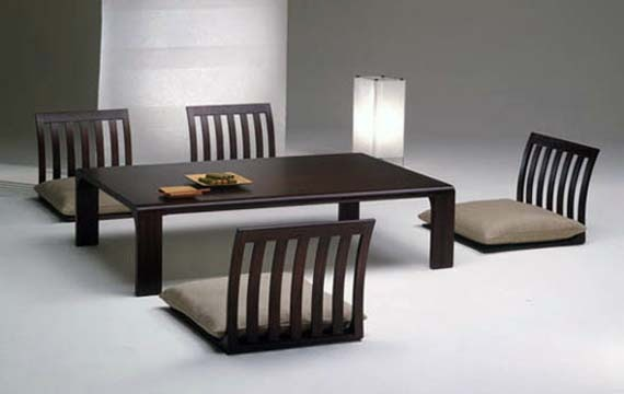 Traditional japanese furniture design ayanahouse for Traditional japanese furniture