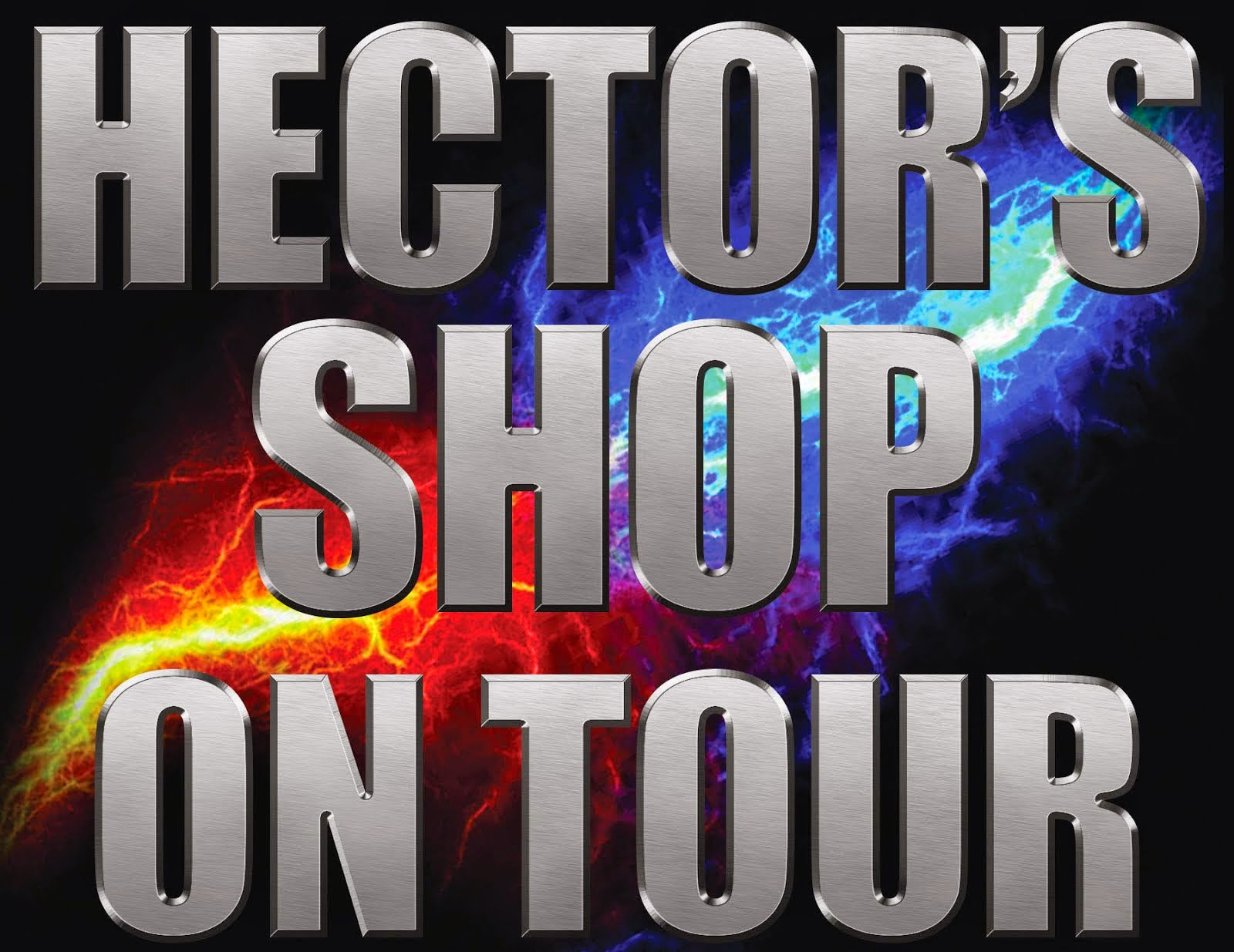 Hectors Shop On Tour Logo