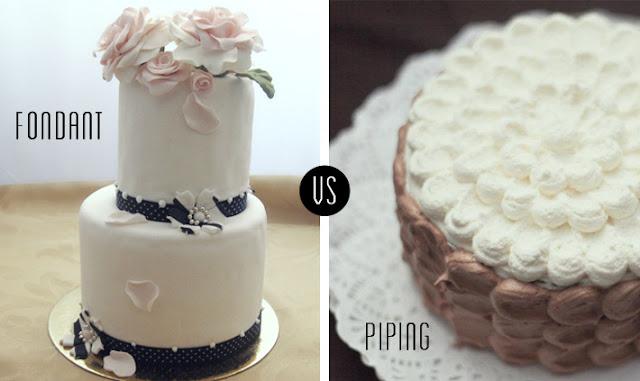 fondant vs piping
