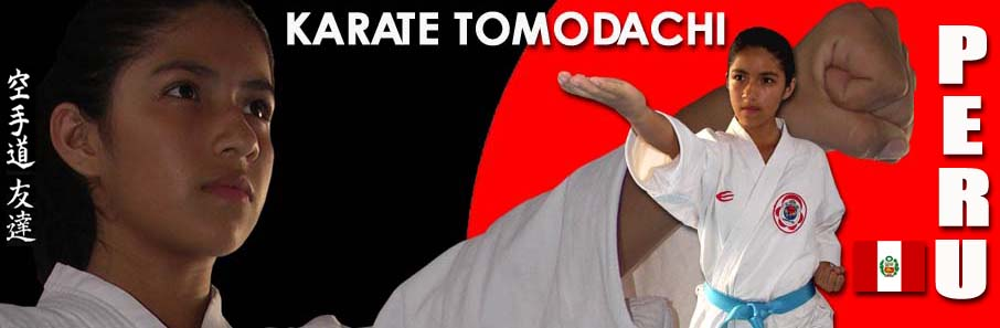 KARATE PERU TOMODACHI