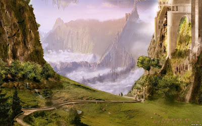 Beautiful Fantasy Landscape