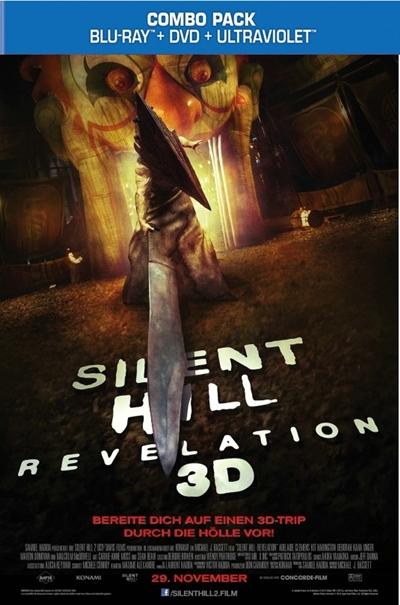 Silent Hill La Pelicula En Espanol Latino