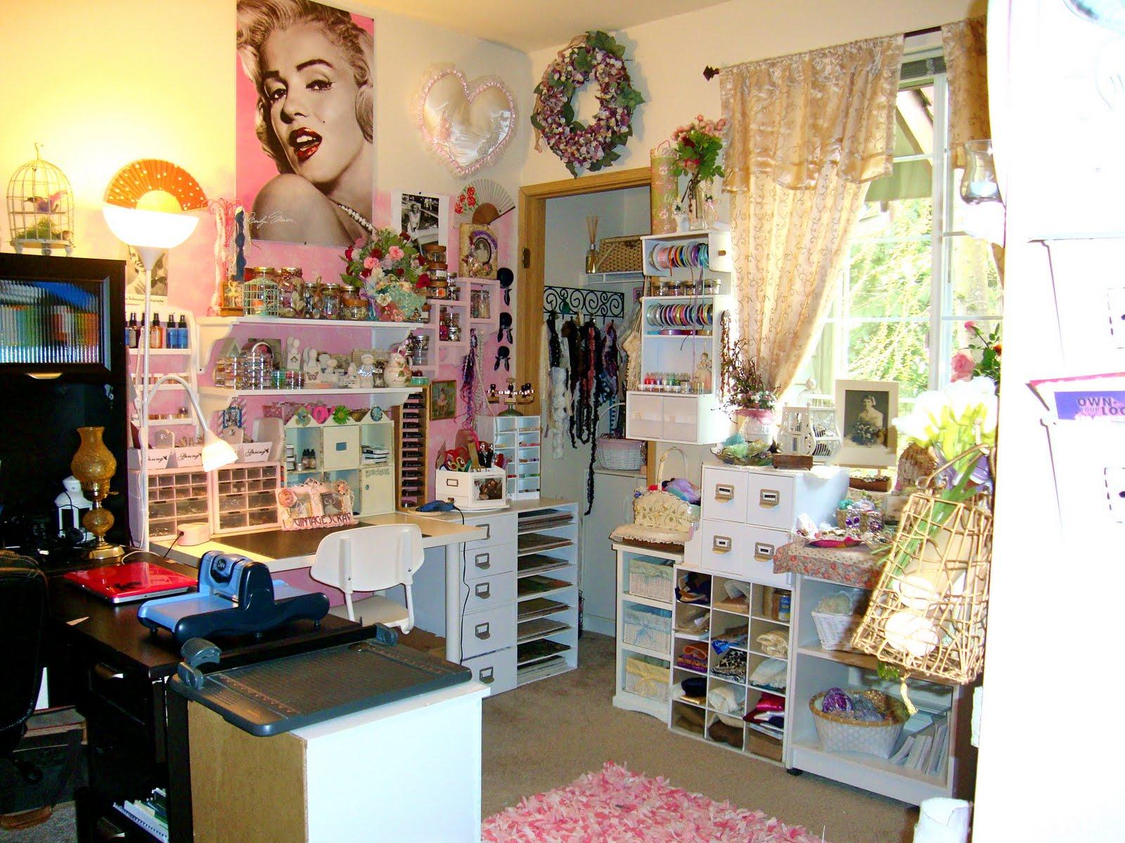 15 idee per organizzare la craft-room