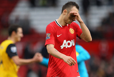 Manchester United 2 - 3 Blackburn Rovers (2)