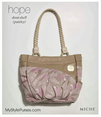 Miche Paisley Hope Demi Shell