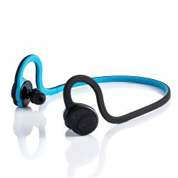 Sweatproof Rainproof CSR Chip Bluetooth Version 4.0 Stereo Wireless Sport In-ear Headset