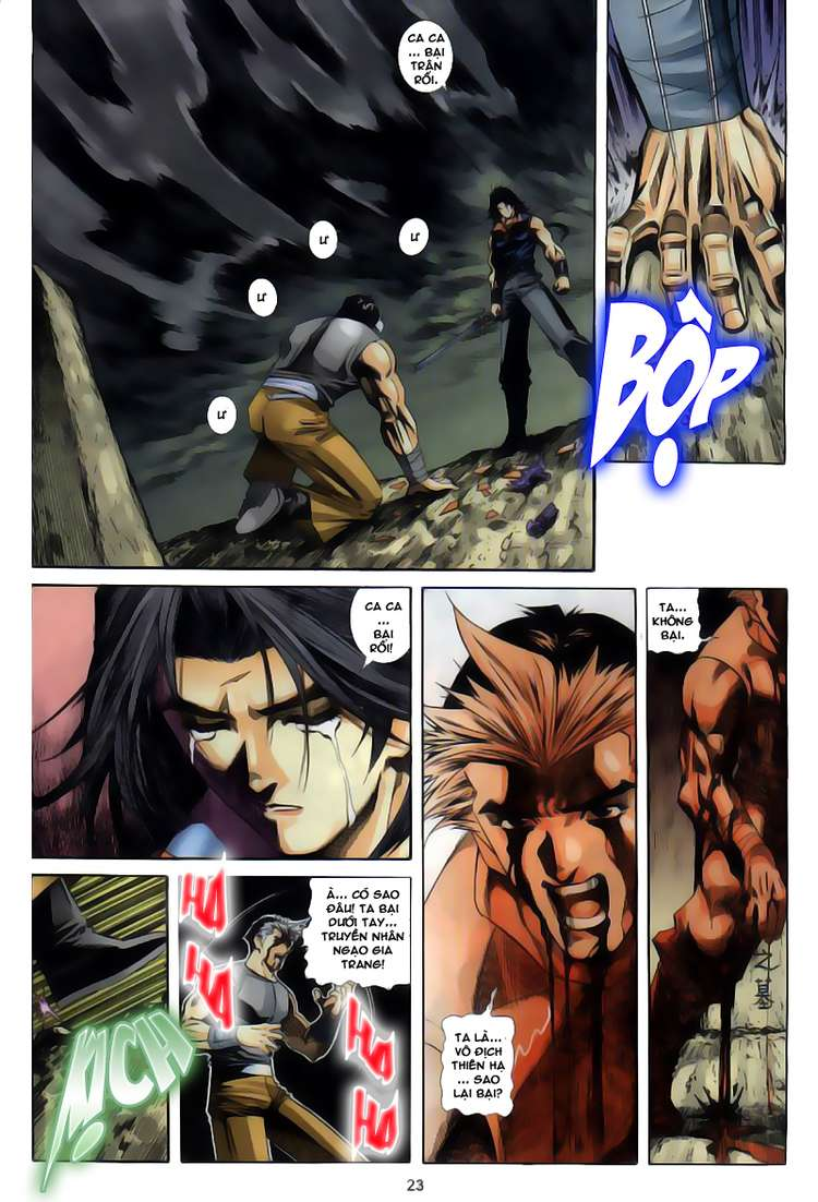 Kiếm Hồn - Sword Soul chap 63 - Trang 25
