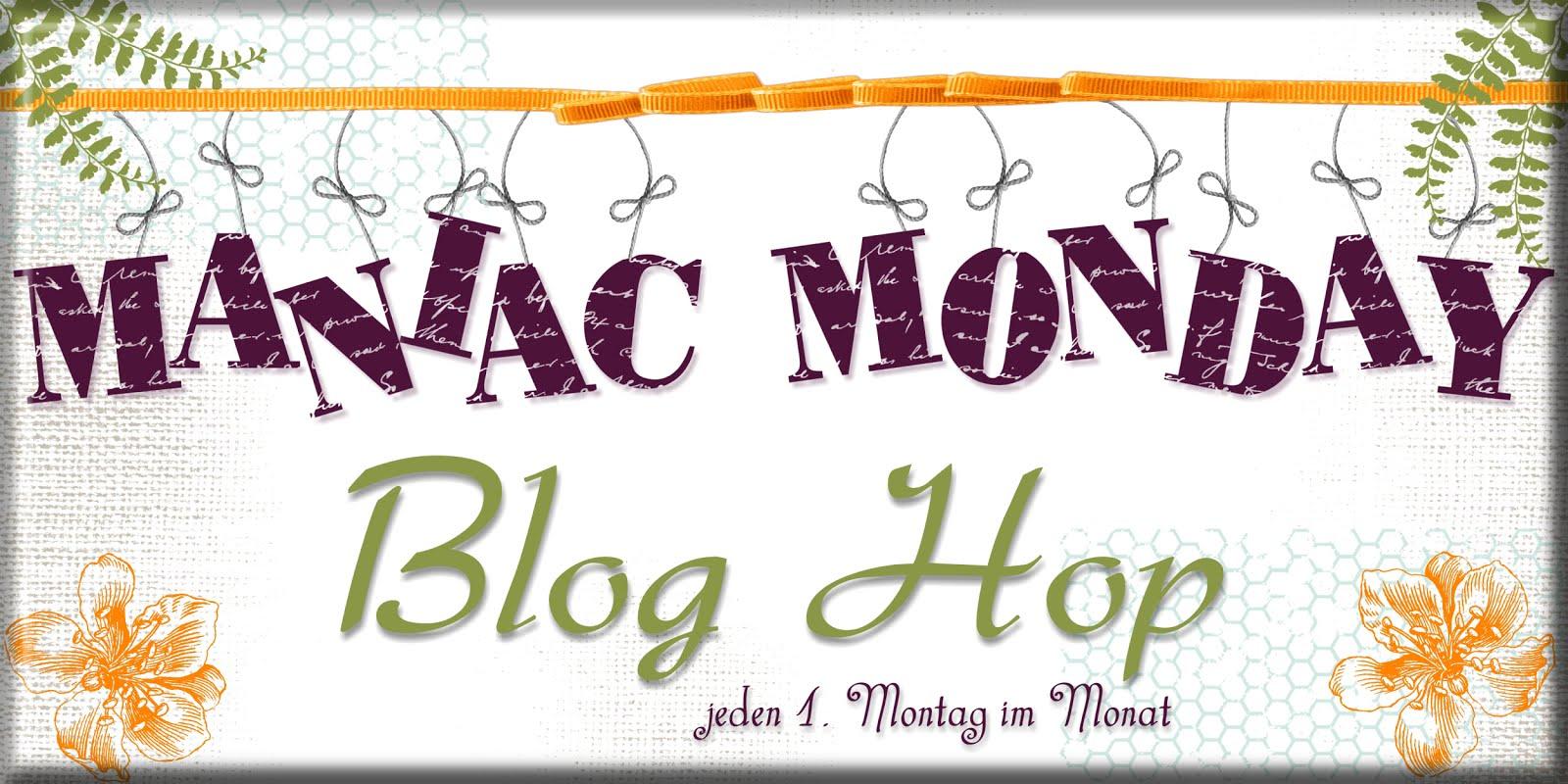 Neuer Bloghop an jedem 1. Montag