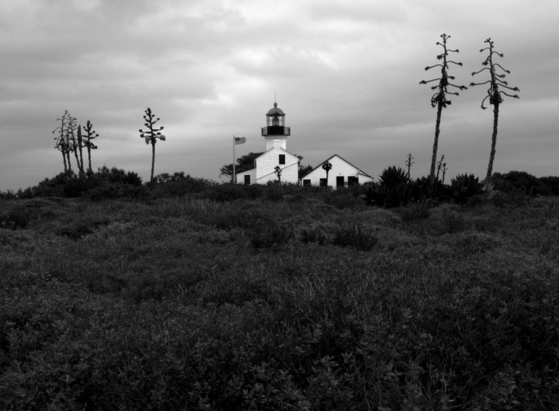 Cabrillo lighthouse; click for previous post