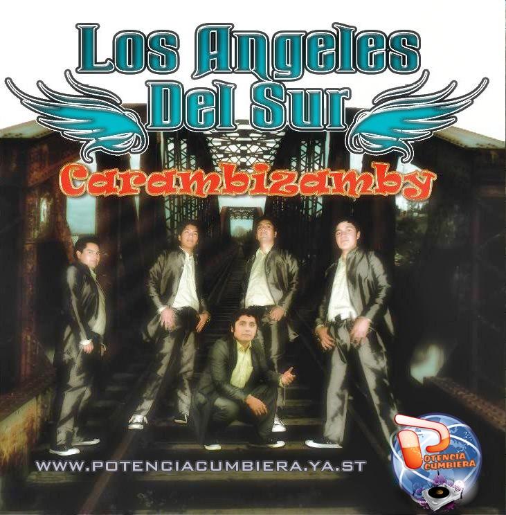 Etiquetas: Los Angeles Del Sur - Carambizamby CD 2012