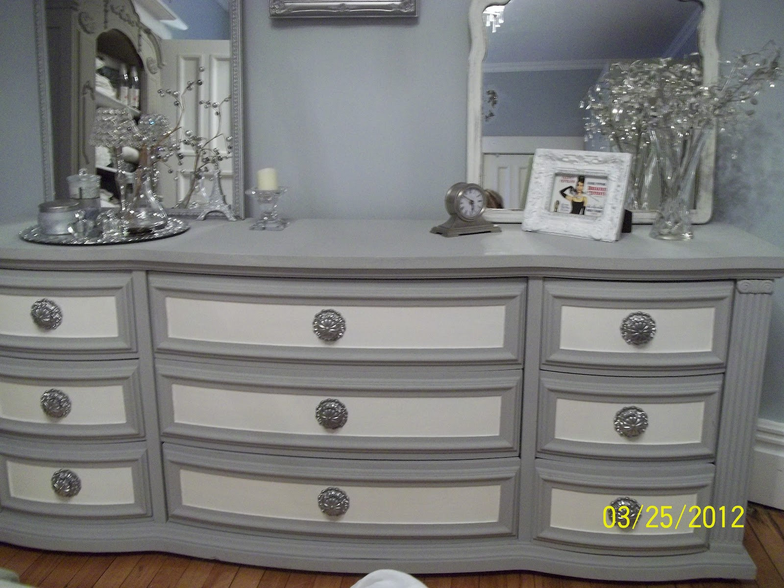 Simply Vintageous By Suzan Before And After Dresser