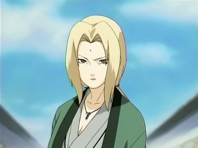 Naruto Lady Tsunade Wallpaper 1080p 640 X 480