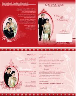 ... undangan pernikahan terbaru, kartu ulang tahun dan undangan khitanan