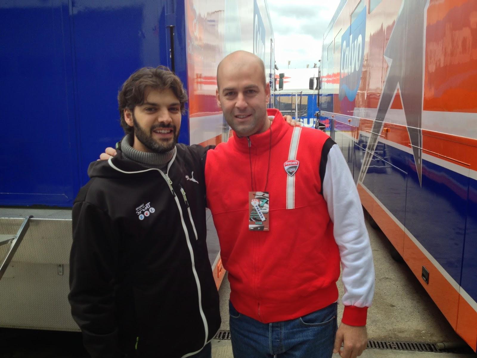 Sergio Romero CEV Jerez