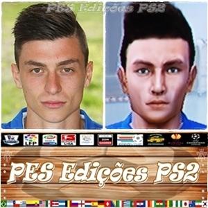 Daniele Baselli (Torino) e Itália PES PS2