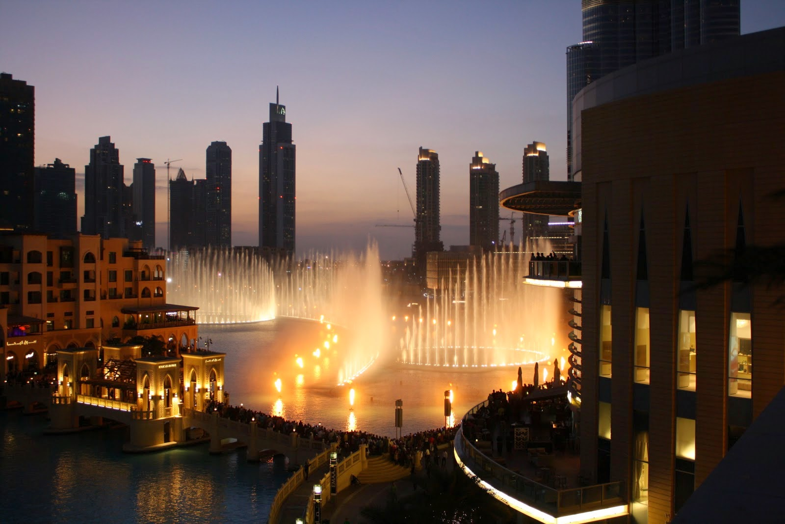 And of course  bring your camera  Plenty of great photos to be had    Dubai Mall Fountain