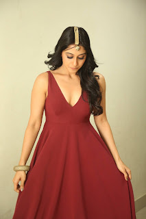 Actress Regina Cassandra Hd Stills At Speedunnodu Audio Launch