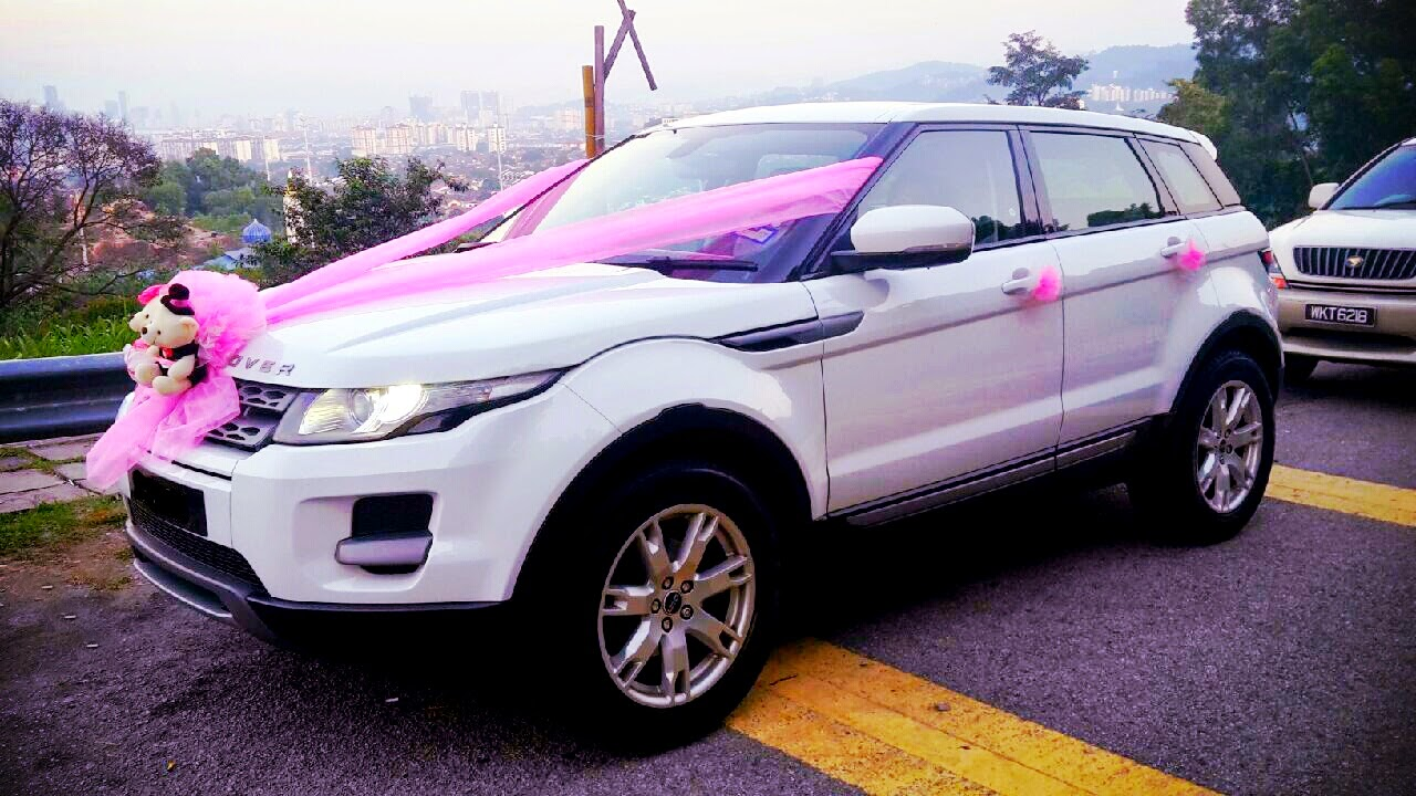 Redorca Malaysia Wedding And Event Car Rental Range Rover