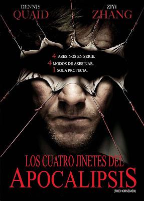 Los 4 Jinetes del Apocalipsis (2009)   3gp/Mp4/DVDRip Latino HD Mega