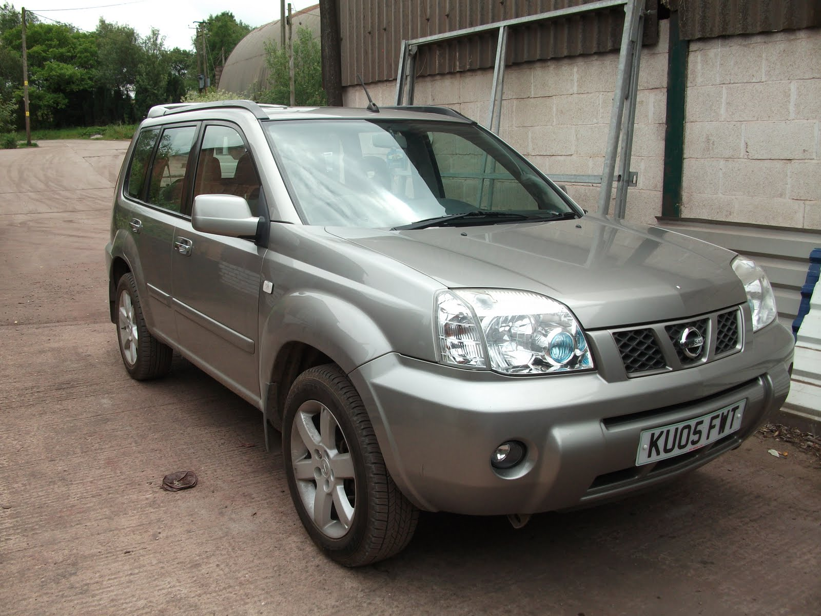 nissan x trail 2005 manual pdf