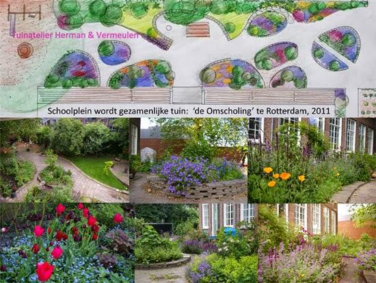 gezamenlijke tuin tuinatelier herman & Vermeulen