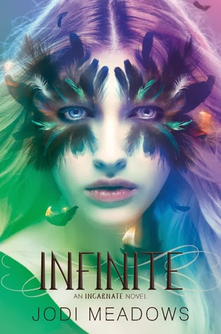 Infinite book cover Jodi Meadows
