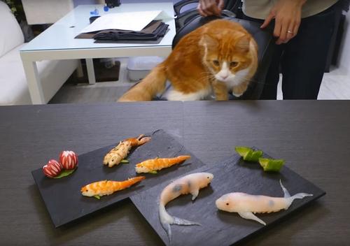 00-Rachel-and-Jun-JunsKitchen-Food-Art-Koi-Fish-Sushi-www-designstack-co