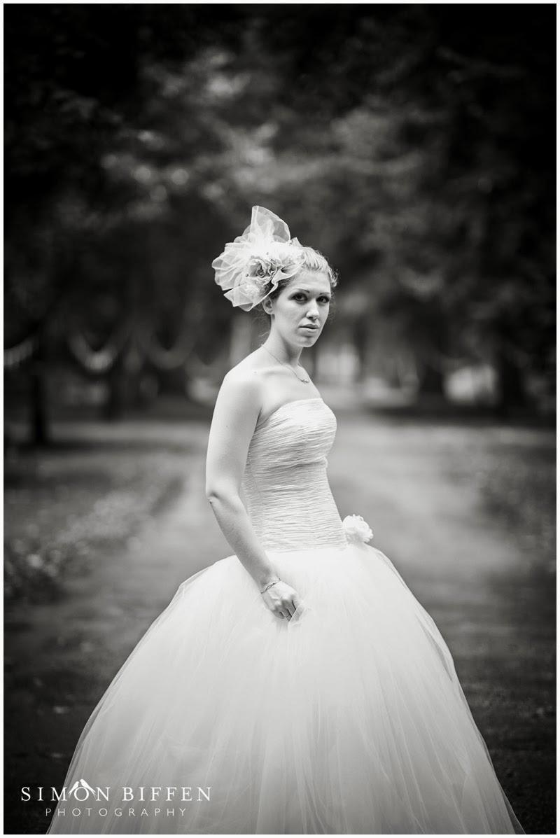 Bride at Blackthorpe Barn
