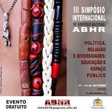 III Simpósio Internacional da ABHR