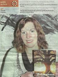 Aparecí en el Diario Clarín