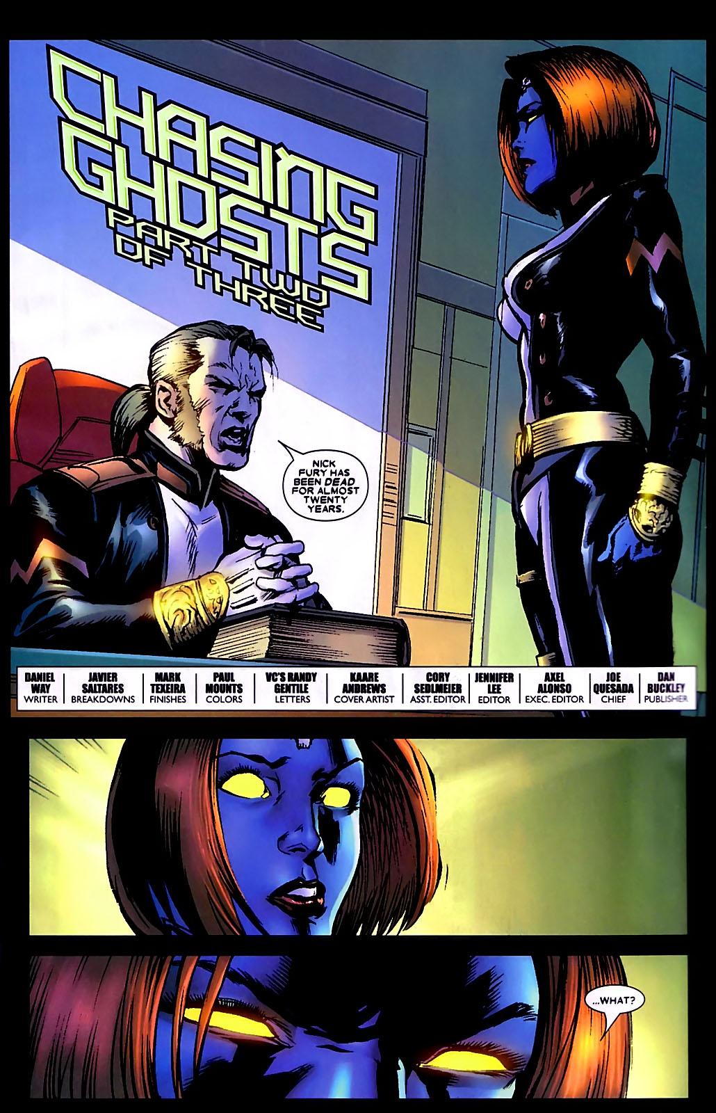 Read online Wolverine (2003) comic -  Issue #34 - 4