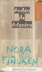 Mi primer libro: Andén de Adentro (2008)