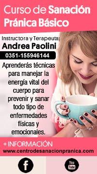 sanacion pranica -Andrea Paollini