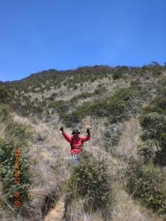 jalur pendakian puncak lawu