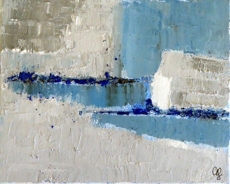 Etangs 2 : Falaise blanche