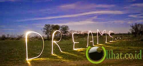 Mimpi yang kemudian menjadi kenyataan