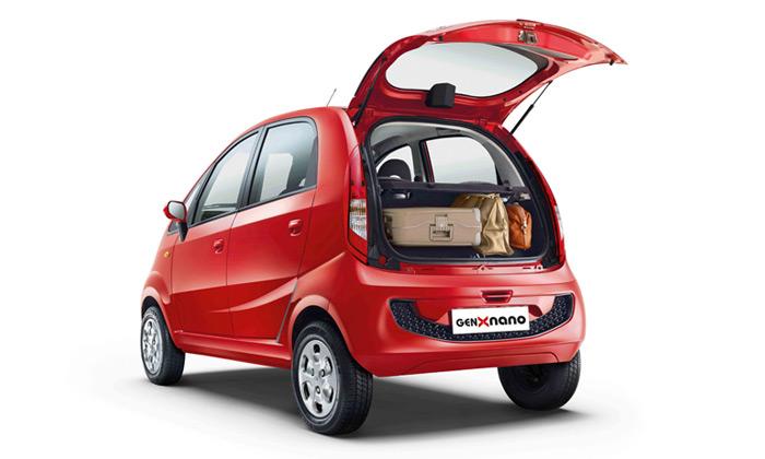 Tata Nano - Dòng xe ô tô rẻ nhất trên thế giới