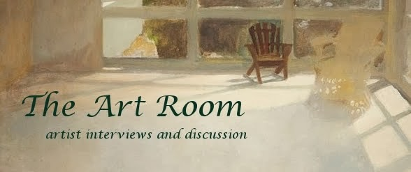 Featured on 'The Art Room'