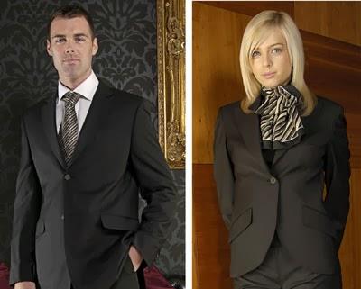 business uniform