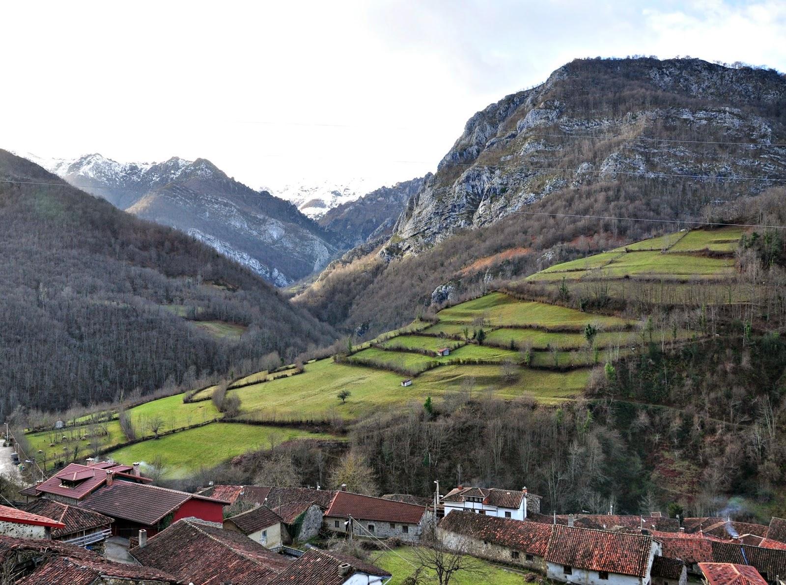Sal de la cocina navidad en caleao asturias - Casa rural navidad ...