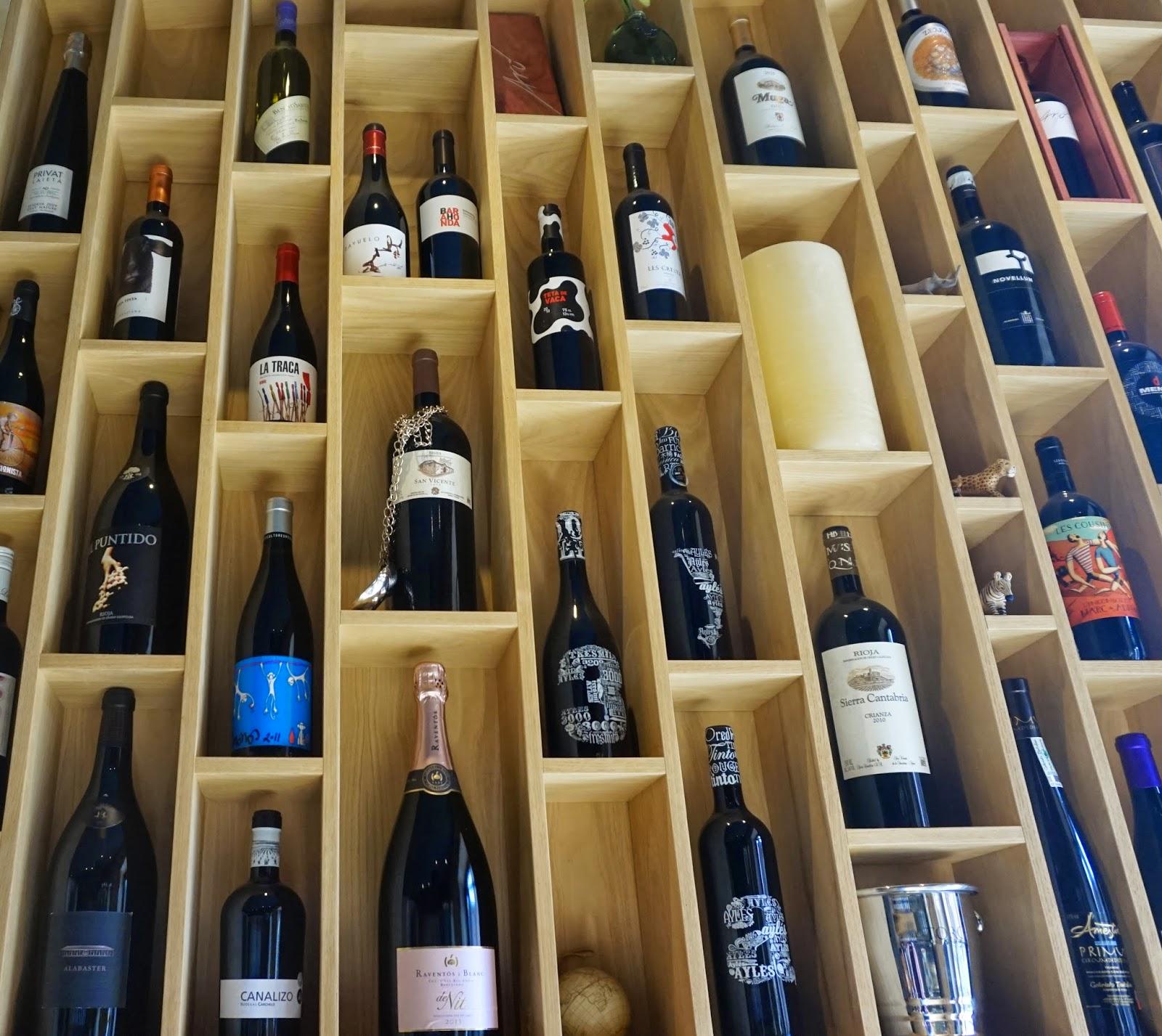 De vinos por Salamanca