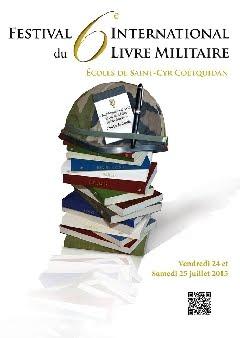 Dédicace au F.I.L.M. (Ecoles Saint-CYR Coëtquidan)