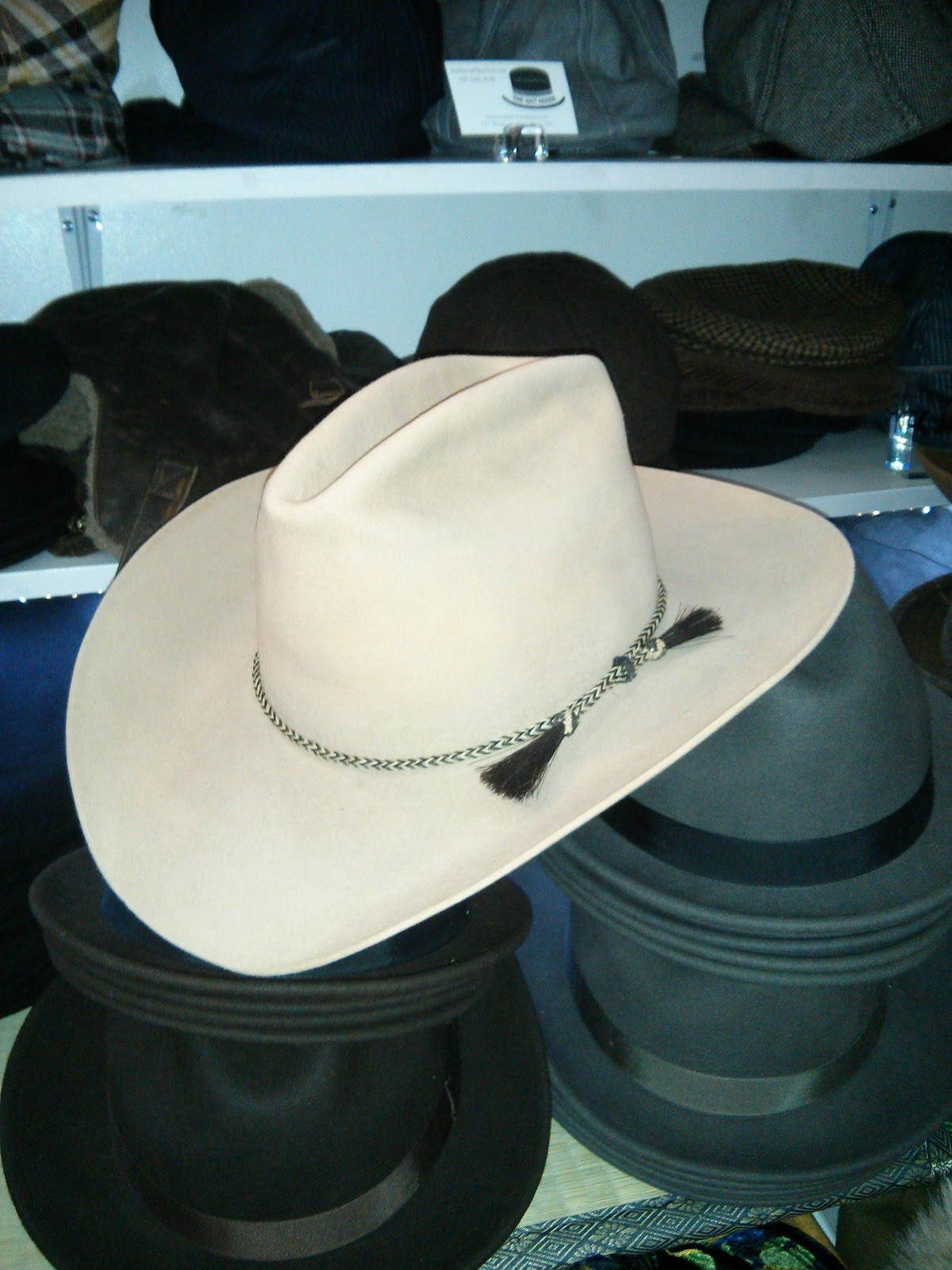A Stetson Hat in NYC