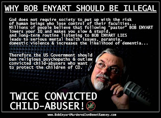 Why BOB ENYART Should Be Illegal