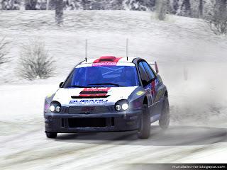 Skin Subaru Impreza WRC
