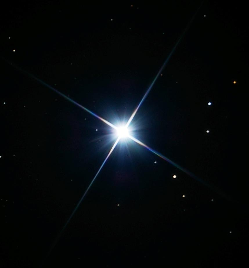 Citizenship with Fidelity: November 2011 Real Star In The Sky